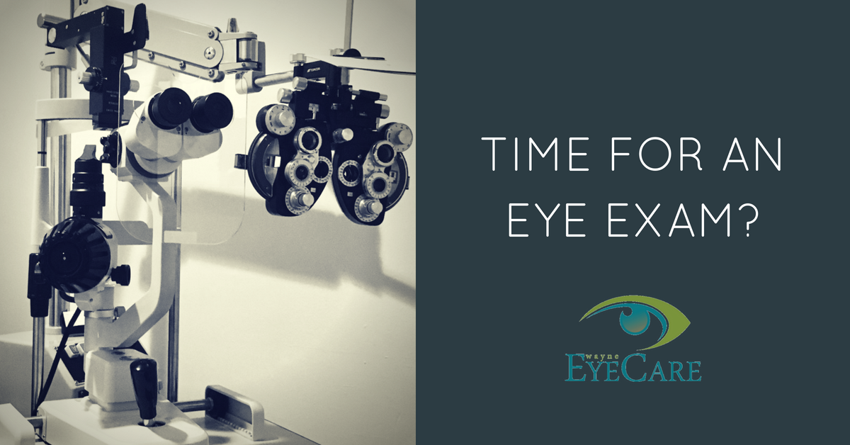 Time-for-an-eye-exam
